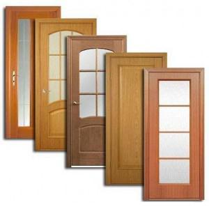 Двери, дверные блоки Парфино