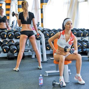 Фитнес-клубы Парфино