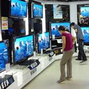 Магазины электроники Парфино