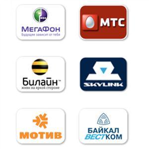 Операторы сотовой связи Парфино
