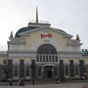 Железнодорожные вокзалы Парфино